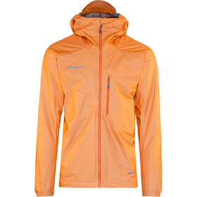 Mammut Nordwand Light HS Hooded Jacket Men sunrise